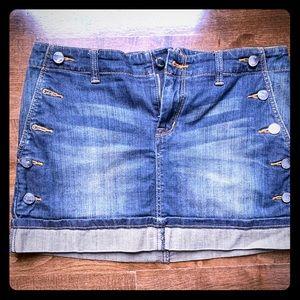 Karen Millen Jean skirt